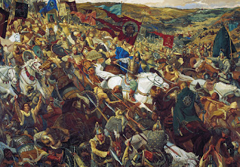 Muscovite Wars against the Tartars