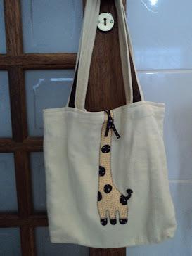 Bolsa girafa (atrás)