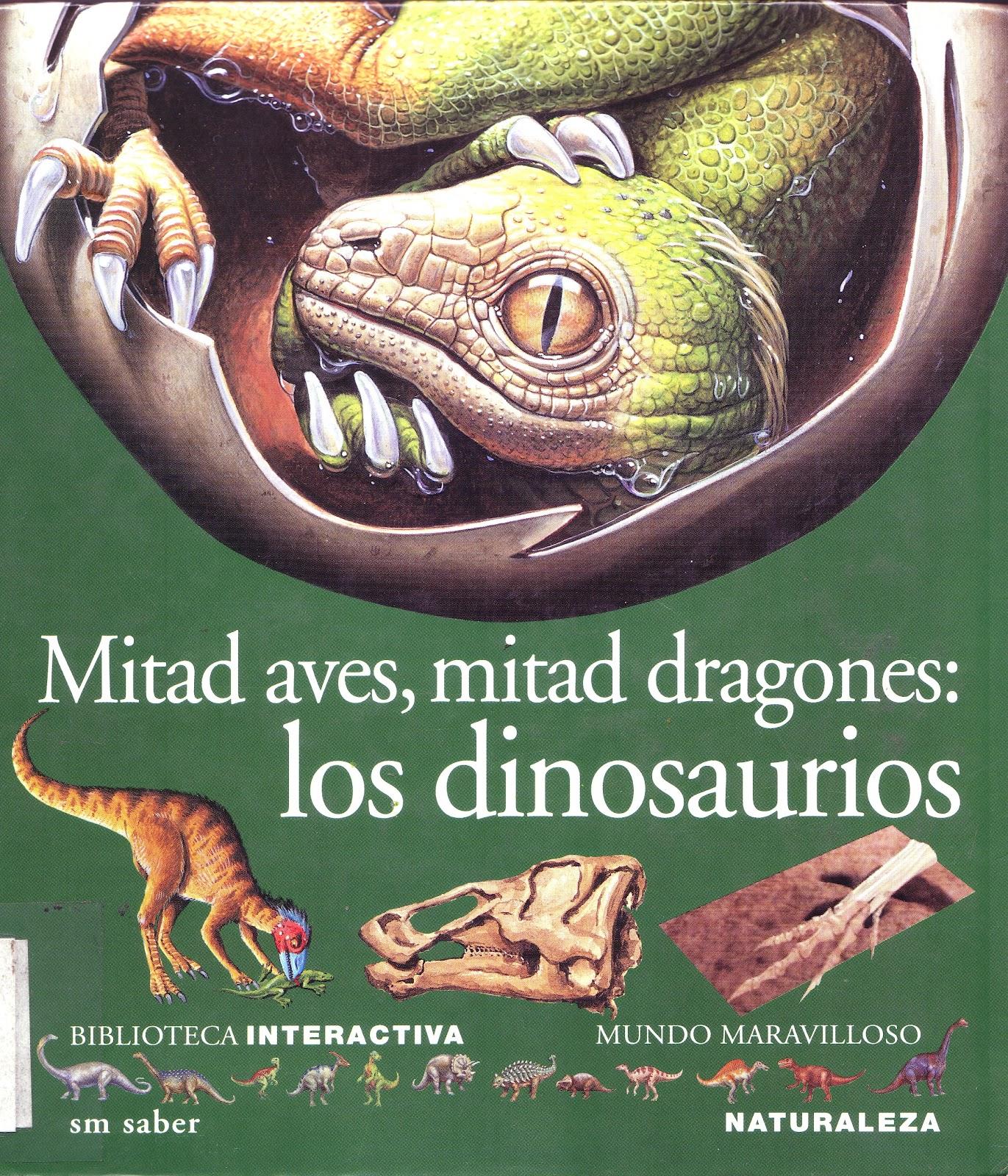 Libro interactivo para adentrarte en el mundo de los dinosaurios. Usa las  pegatinas, excava la tierra en busca de esqueletos petrificados, palpa su  piel, ...