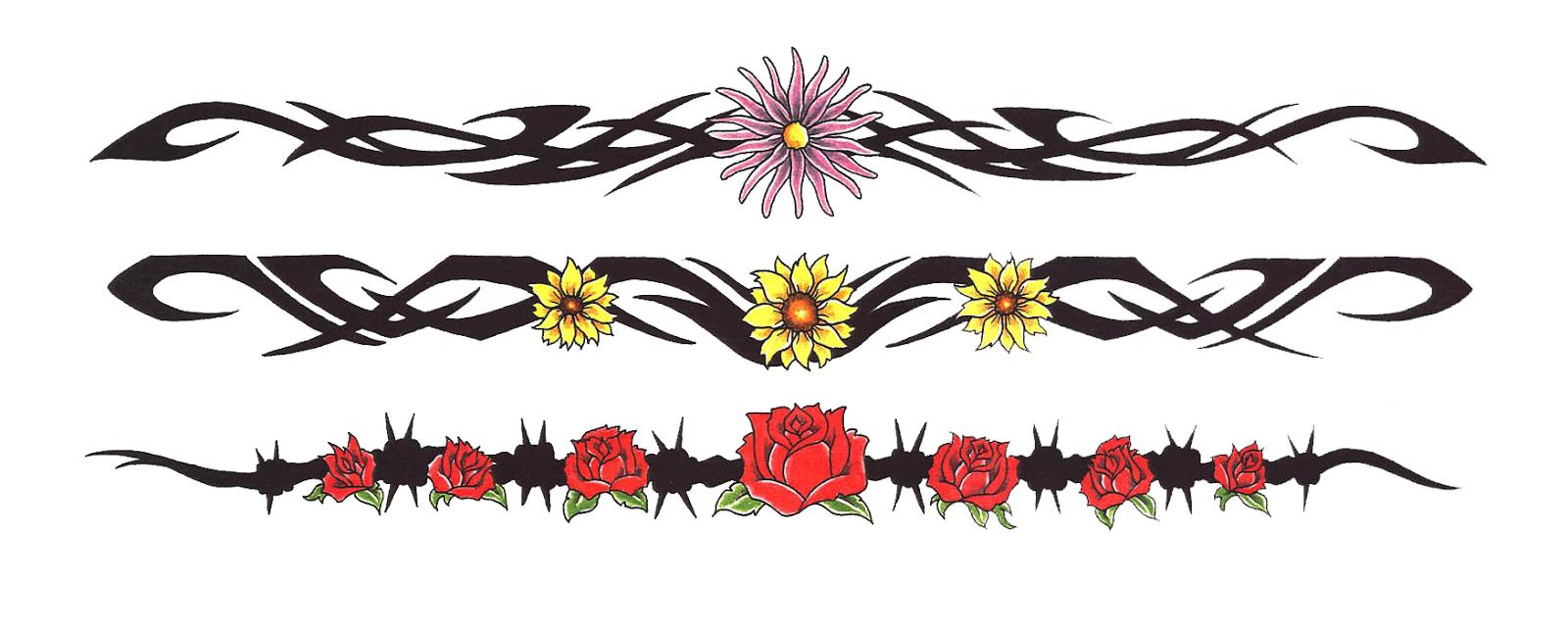 brazaletes para tatuajes