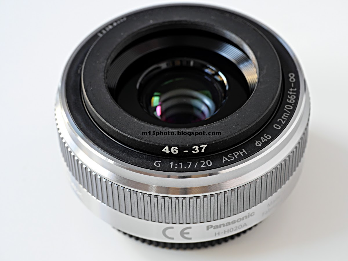 Micro 4 3rds Photography New 20mm F 17 Lens Is Less Noisy Panasonic Lumix G 25mm F17 Asph This Gives Some Basic Protection Of The Front Element While Keeping Overall Package Compact If You Go Down Route Also Need A 37mm