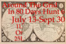 Around the Grid In 80 Days Hunt 6