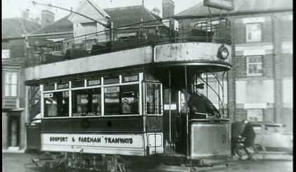 Provincial tram at Ferry Tavern