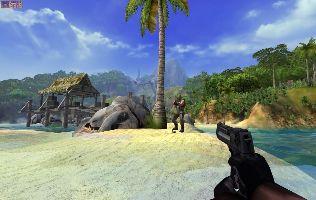 Far Cry 1 PC Game Screen Shots, Wallpapers
