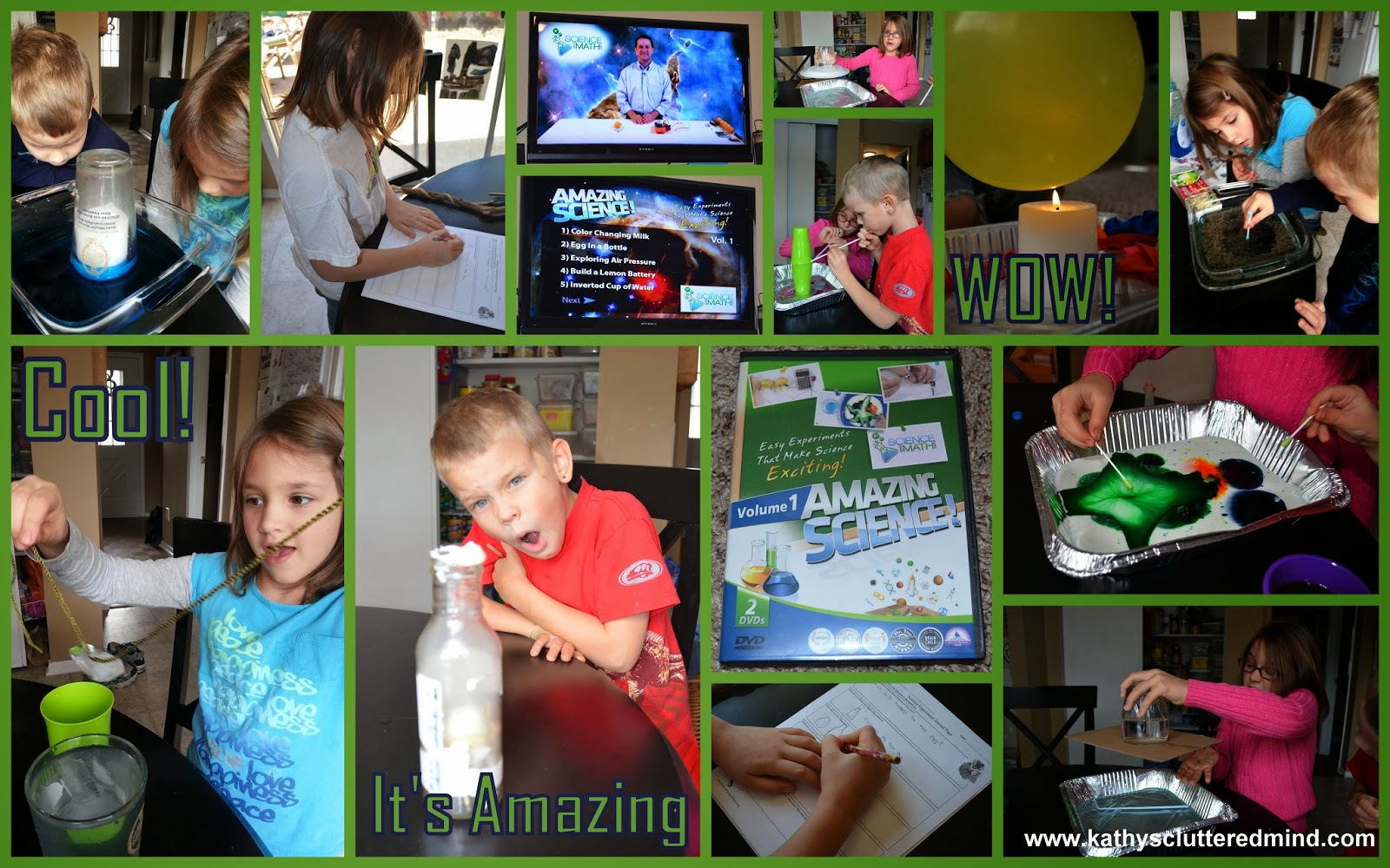kathys cluttered mind scienceandmath com amazing science dvd review