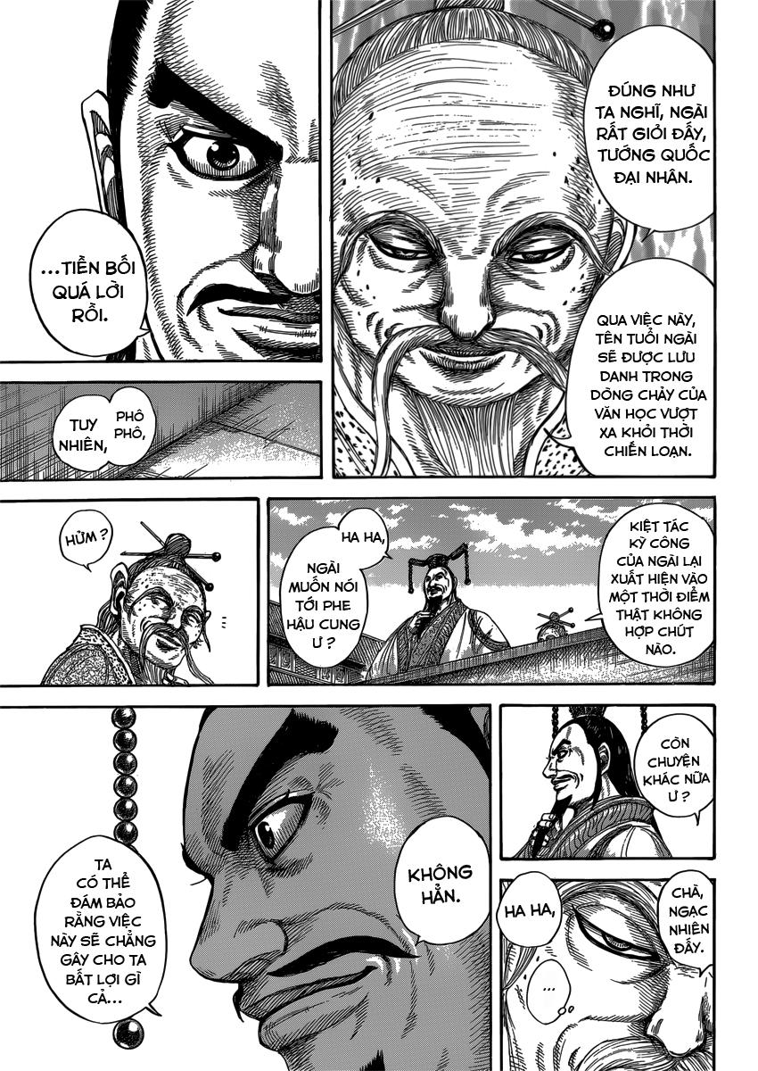 Kingdom – Vương Giả Thiên Hạ (Tổng Hợp) chap 404 page 8 - IZTruyenTranh.com