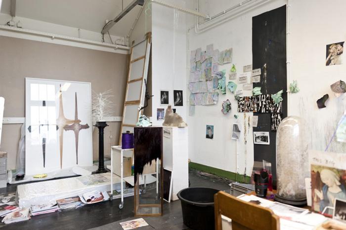 Amie Dicke Amsterdam studio