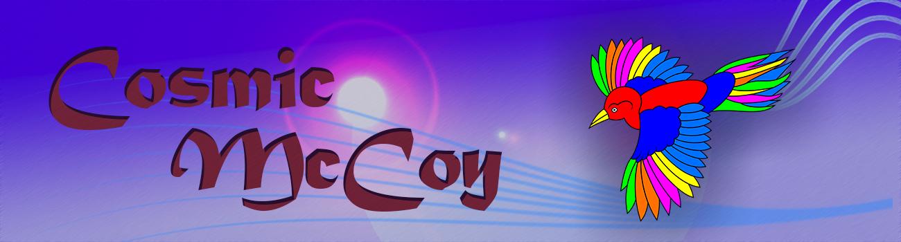 Cosmic McCoy