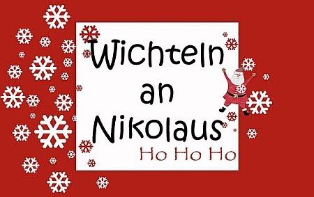 Wichteln an Nikolaus