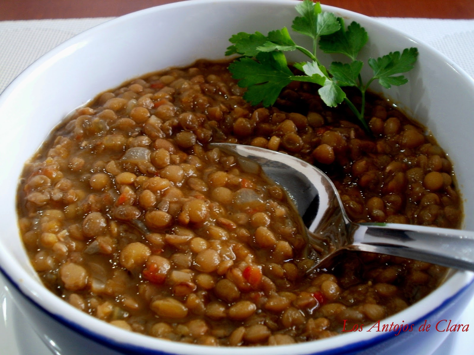 Bonito cocinar lentejas con verduras fotos lentejas con for Cocinar lentejas con verduras