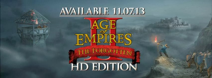 Кряк для Age of Empires II - HD Edition: The Forgotten v 3.4. Кряки (Crack