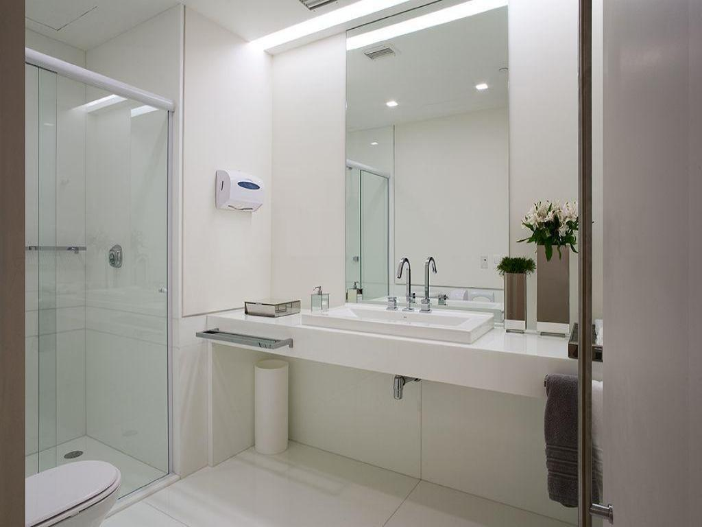 Postado por Mármores e Granitos às 16:47 #383227 1024x768 Banheiro Com Granito Branco