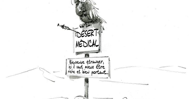 """Résultat de recherche d'images pour """"désert médical"""""""