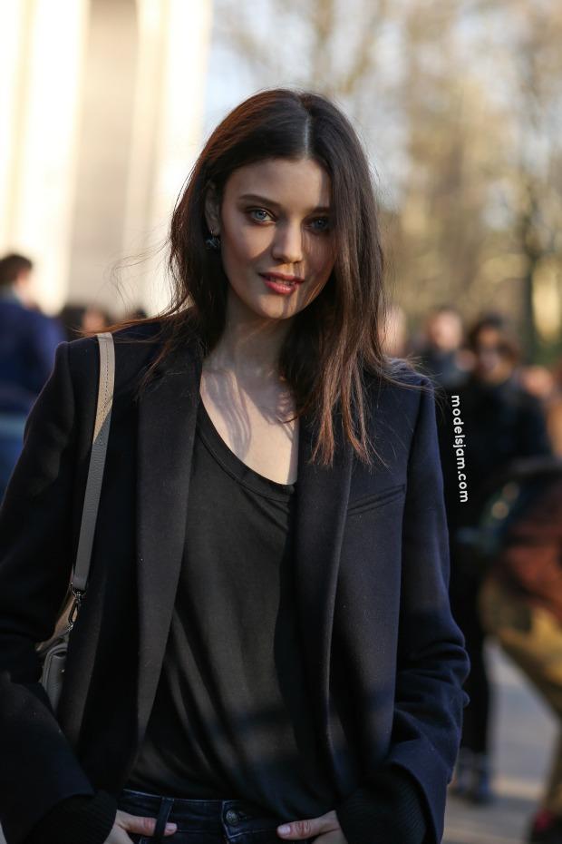 Diana Moldovan, Milano, February 2015