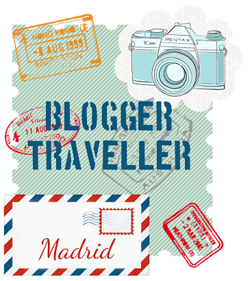 BLOGGER TRAVELLER - Madrid