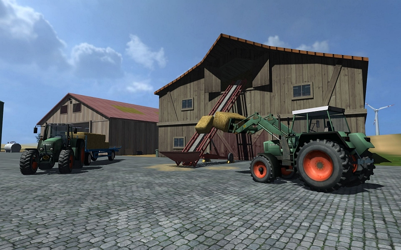 Farming Simulator 2013 will arrive in October 2013 for PC. New updates