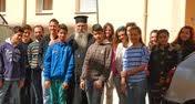 Νέοι των Κατηχητικών μας Ομάδων επισκέφθηκαν την «Κιβωτό της Αγάπης»