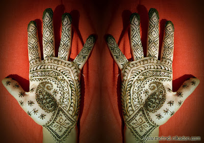 Beautiful Hand Henna Designs For Beginners