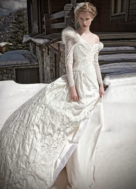 9 PERFECT DRESSES FOR WINTER WEDDINGS ~ Wedding Gowns