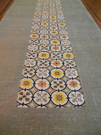 PRECUT KIT! Silk table runner