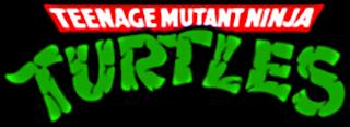 Logo van Teenage Mutant Ninja Turtles