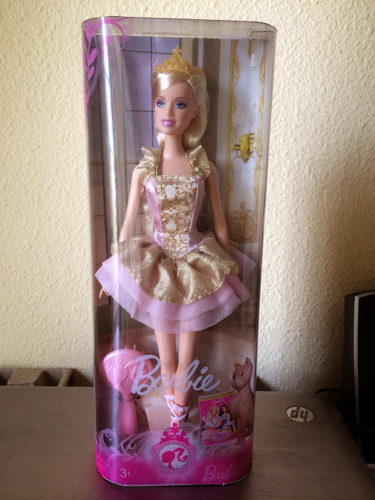 El mundo rosa de barbie barbie princess anneliese - Barbie ballerine ...