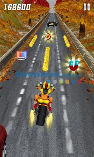 Game đua xe máy
