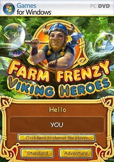 Farm Frenzy Viking Heroes [PC Game]