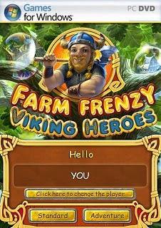 Farm Frenzy Viking Heroes [PC Game]