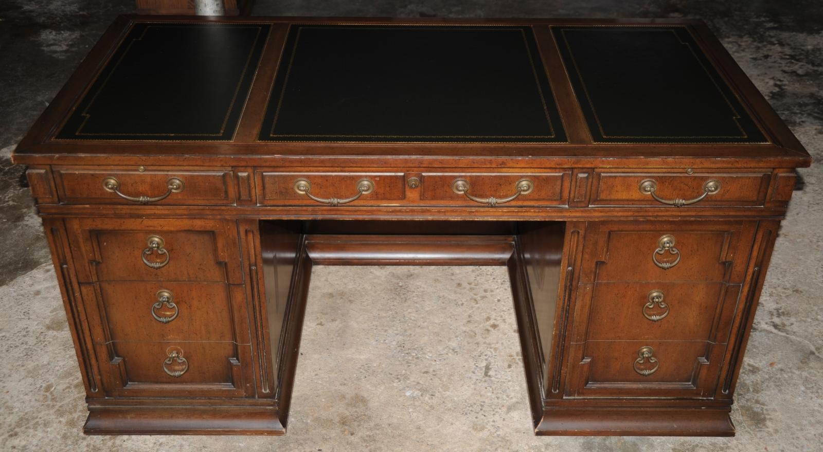 Rhino s Relics SOLD Vintage Sligh Executive Desk
