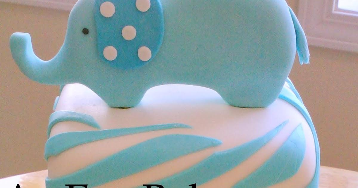 Baby Shower Cakes With Zebra Stripes ~ Patty cakes