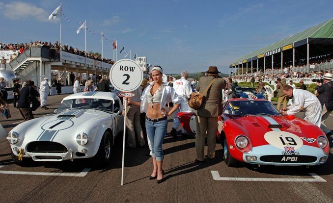 Goodwood festival of speed fashion 16