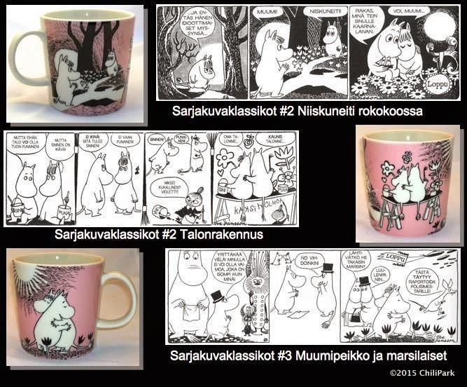 Moomin mug, Love