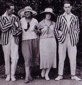 Freedom - Specifics aside, 1920s women's fashion was all about