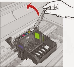 Lift handle cartridges