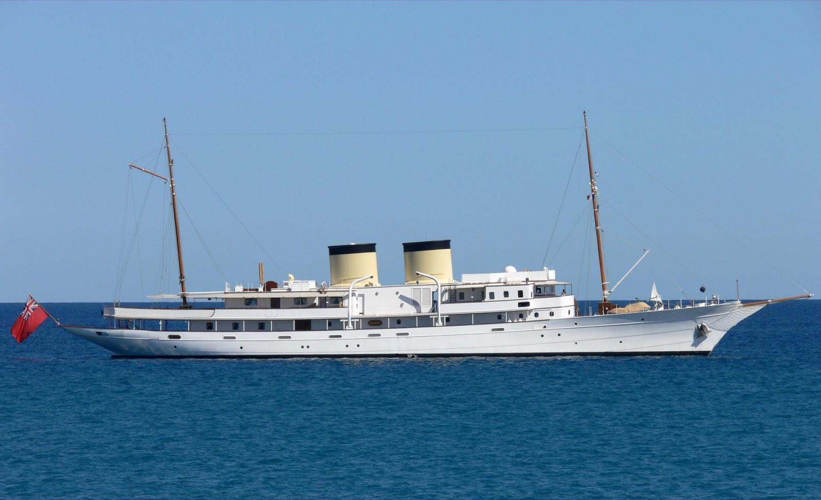 Superyacht TALITHA G