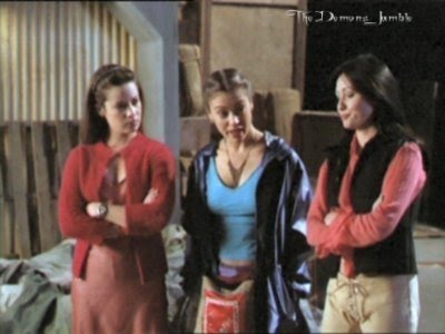 happy valentines to the charmed ones whether they like it or not i find it quite funny how piper was like dont we get one day off a year charmed leo piper valentines