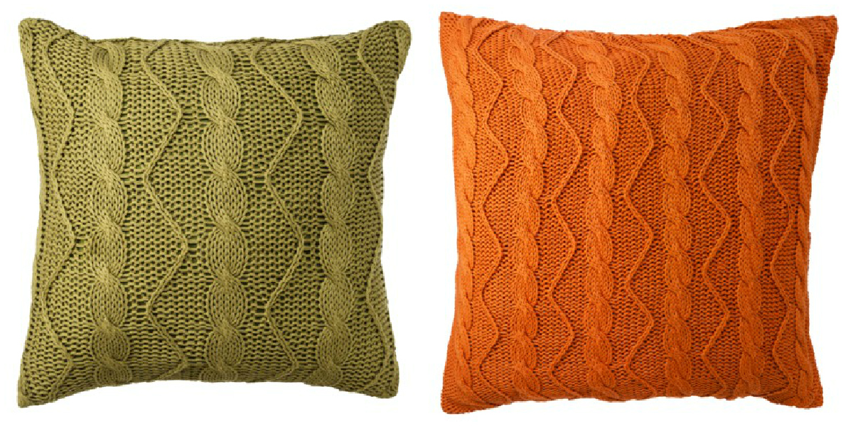 Driven By Décor: Cozying Up Your Home with Cable Knit Décor