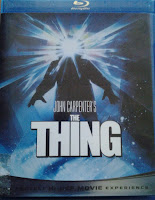 DVD Cover - The Thing - Carpenter