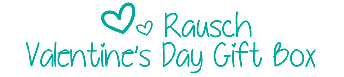 Rausch Valentine's Day Gift Box Giveaway
