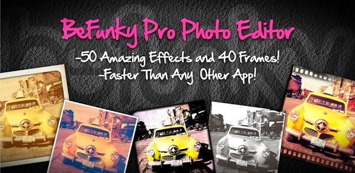 BeFunky Photo Editor Pro v4.0.7 Apk full download