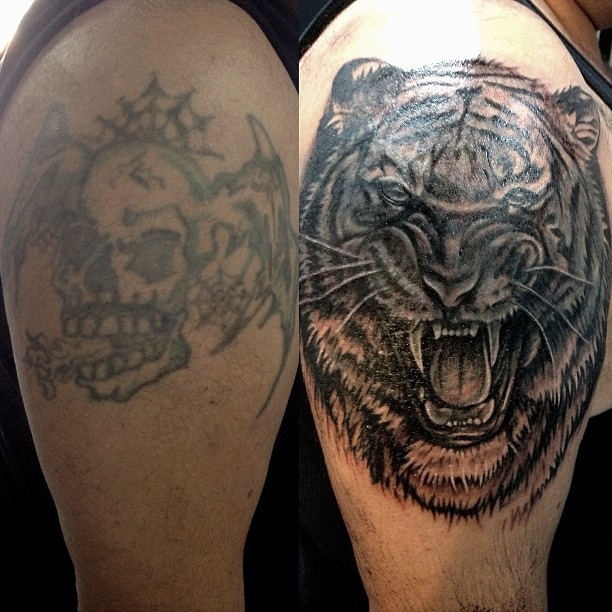 About Tattoo Cover Up ~ Tattoo Ideas