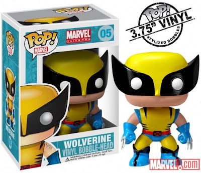 Wolverine Funko Marvel Bobble-Head