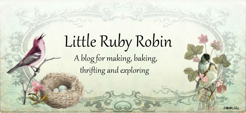 Little Ruby Robin