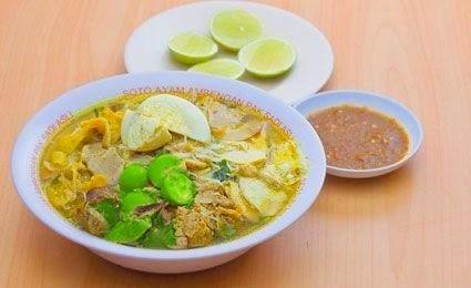 Resep Bumbu Soto Ayam Betawi Asli