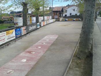 BOLERA LUAÑA/CÓBRECES