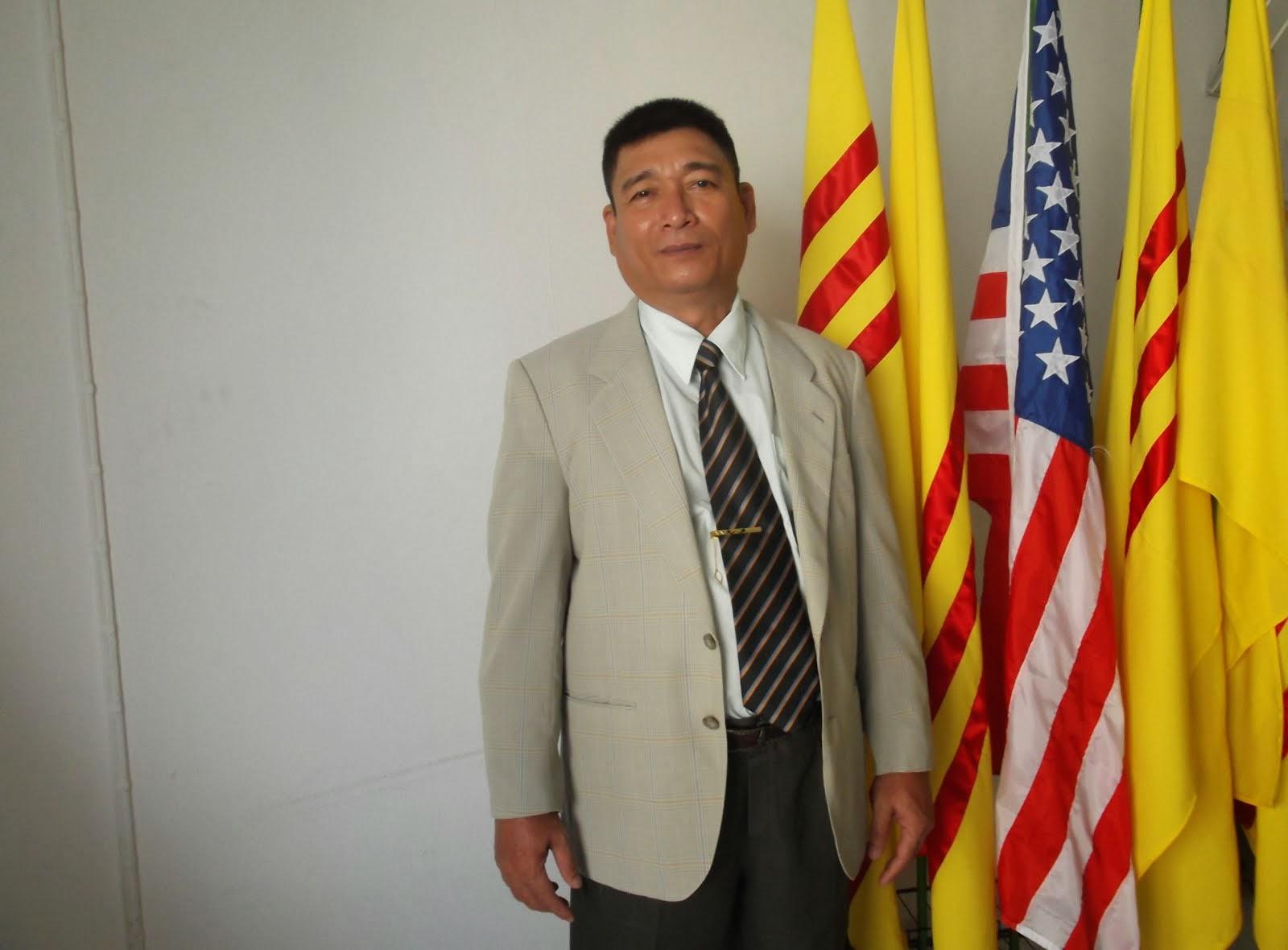 Chủ Tịch Trà Đàm Dân Chủ Việt nam