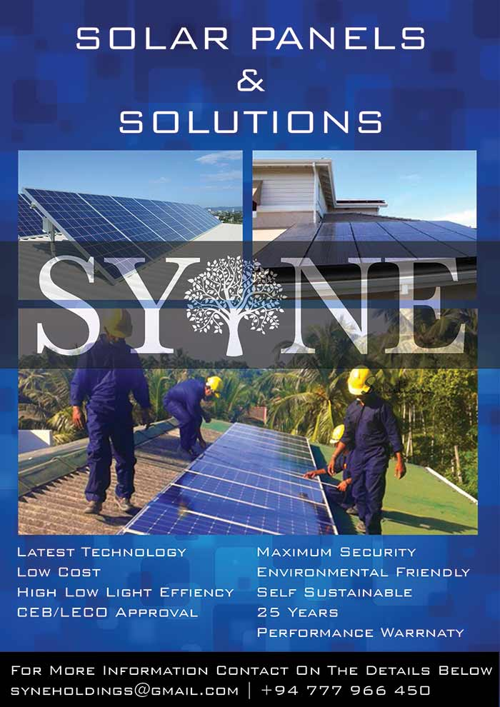 Total Solar power solutions