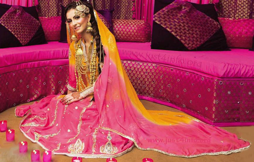 faryal makhdoom mehndiFaryal Makhdoom Wedding Hello Magazine