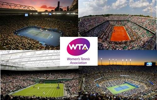 Gran Slan Tênis WTA Feminino